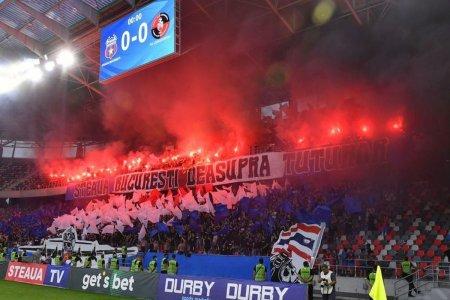 Dupa suporterii din Peluza Sud Craiova, nici galeria celor de la CSA Steaua nu se va prezenta la meciurile echipei la care accesul se face exclusiv pe baza de vaccinare: Ne vedem nevoiti sa strangem randurile