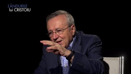 EXCLUSIV Jurnalistul Sorin Rosca Stanescu, la Interviurile lui Cristoiu, de la ora 20.00, la ALEPH NEWS
