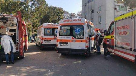 Spitalul de Boli Infectioase Constanta nu avea autorizatie de securitate la incendiu. Arafat: Avea acesta obligatie din 2017