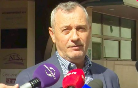 A revenit Rednic, a disparut monotonia » Show in ziua semnarii contractului: Incep si eu ca Șumi sau ca Petrescu