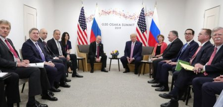 Traducatoare sau momeala? Cine este Daria Boiarskaia, <span style='background:#EDF514'>DANSATOARE</span>a de salsa adusa de Putin la o intalnire cu Trump