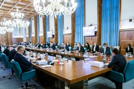 Guvernul urmeaza sa valideze in sedinta de sambata noile masuri adoptate de CNSU