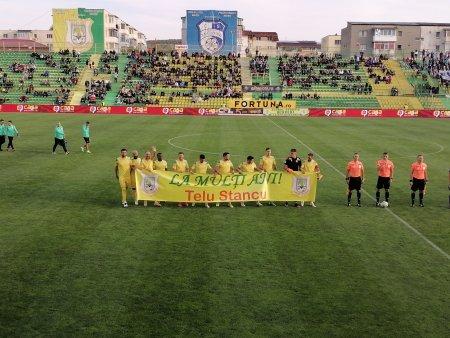 Au dat-o la pace. CS Mioveni - <span style='background:#EDF514'>FC ARGES</span> 0-0 in primul meci al etapei a 11-a