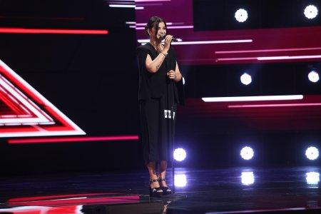 X Factor 2021, 1 octombrie. Ana Vacari i-a miscat pe jurati cu piesa Stand Up for Love. Delia si <span style='background:#EDF514'>LOREDANA</span> s-au batut pe ea