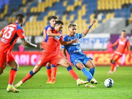 Toti ochii pe el la Chindia - FCSB » Vasile Miriuta a dezvaluit interesul maghiarilor: Cred ca poate sa joace acolo!