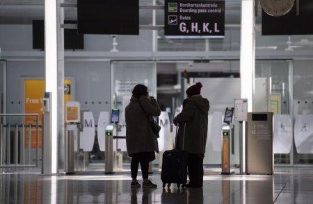 Aeroportul din <span style='background:#EDF514'>MUNCHEN</span> a fost evacuat, dupa ce in bagajul unui pasager a fost descoperit un proiectil