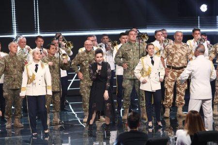 X Factor 2021, 1 octombrie. Invictus Romania a ridicat publicul in picioare cu piesele Hall of Fame si I Love <span style='background:#EDF514'>ROCK</span> 'n' Roll