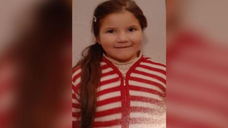 Mihaela-Marina, o fetita de noua ani din <span style='background:#EDF514'>DOLJ</span>, a disparut de acasa. Daca o vedeti, sunati la 112