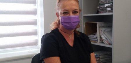 Ioana Simion, sef sectie ATI <span style='background:#EDF514'>SPITALUL COLENTINA</span>: 99,9% dintre pacientii care ajung la Terapie Intensiva sunt nevaccinati