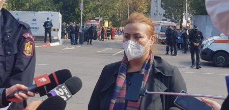 Stela Halichidis, manager al Spitalului de Infectioase din 2009, a fost demisa. <span style='background:#EDF514'>DOCTORI</span>ta este specializata in politica externa si diplomatie
