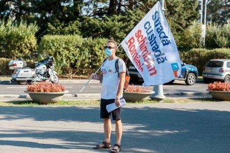 Nicu Ștefanuta, USR Plus: Vrem sa atragem 10.000 de tineri in partid. In 2024 vor fi 500.000 de noi votanti