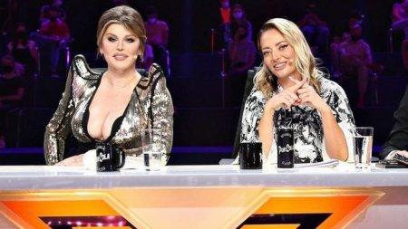 Delia, lovitura pentru <span style='background:#EDF514'>LOREDANA</span> Groza la X Factor. Ce gest neasteptat a facut: E o strategie aici