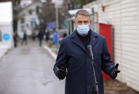 Trei incendii majore in spitale in ultimul an, acelasi discurs al presedintelui Iohannis. Doamne fereste sa se repete tragedia!, spunea in 2020