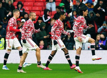 <span style='background:#EDF514'>CRISTIANO RONALDO</span>, prima data rezerva de la revenirea la Manchester United