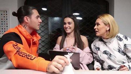 Ce parere are Andreea Esca despre Mario Fresh, iu<span style='background:#EDF514'>BITU</span>l fiice sale: Este ambitios si dragut