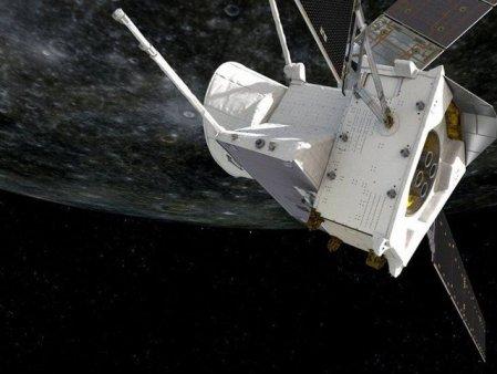 BepiColombo s-a intalnit cu Mercur. Imaginea surprinsa de sonda spatiala FOTO