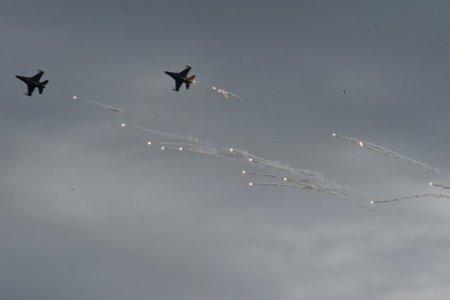 Taiwanul critica vehement agresiunile militare ale Beijingului, dupa incursiunile aeriene chineze