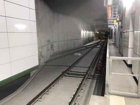 Guvernul a dat unda verde proiectului de constructie a metroului pe magistrala M6, Bucuresti - Aeroportul Otopeni, proiect blocat de Catalin Drula la inceputul anului