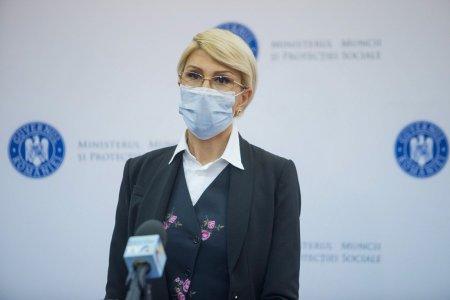 Raluca Turcan: Actele normative pentru reintroducerea somajului tehnic si a zilelor libere pentru parinti au fost trimise catre Monitorul Oficial