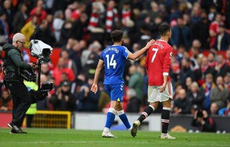 Faza zilei in Premier League! Ce a facut Townsend in fata lui <span style='background:#EDF514'>CRISTIANO RONALDO</span>