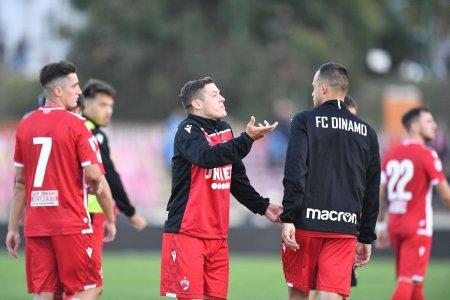 Ce s-a intamplat imediat dupa finalul meciului Dinamo - UTA 2-2 + Gestul lui Torje fata de Moldoveanu