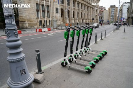 Compania Lime se lupta cu vandalii. Ce modificari vor sa aduca trotinetelor