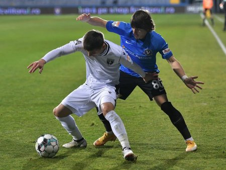 FC Voluntari - Farul, in etapa #11 » Echipe probabile + cele mai tari cote