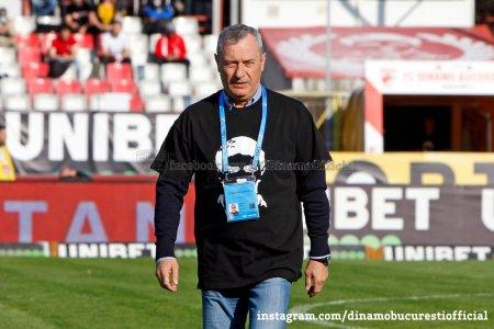Revenire cu ghinion pentru Rednic, la Dinamo: Imi pare foarte rau, dar unii jucatori au limite