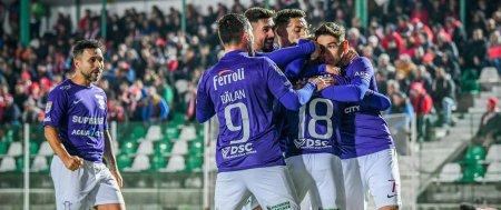 Sepsi - Rapid 2-2, in Liga 1. Giulestenii au condus cu 2-0, dar s-au vazut egalati (Video)