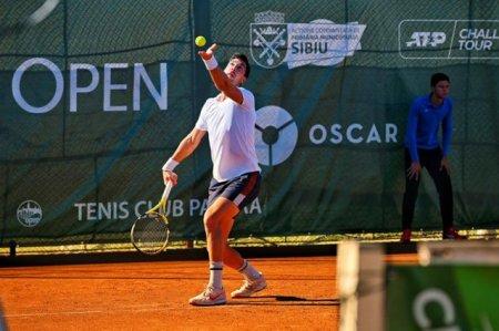 Tenis. Meci de Grand Slam in finala celei de a 10-a editii a turneului Sibiu Open