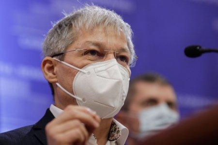 Dacian Ciolos, <span style='background:#EDF514'>DESPRE PROTESTE</span>le din Bucuresti: Pot sa inteleg nemultumirea, dar atata vreme cat vaccinarea este voluntara nu vad motivele protestelor
