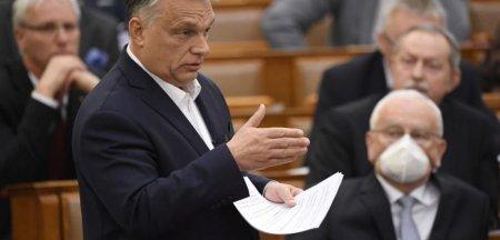 Premierul maghiar <span style='background:#EDF514'>VIKTOR ORBAN</span>: Axa franco-germana e depasita. Europa Centrala trebuie sa aiba o mai mare influenta in elaborarea politicilor UE