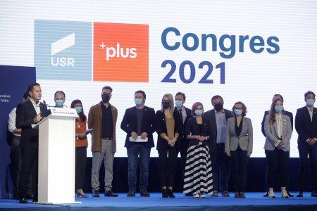 Alegeri USR Plus: Drula, Voiculescu, Barna, Mosteanu, Coliban, Nasui si Anca Dragu sunt vicepresedinti