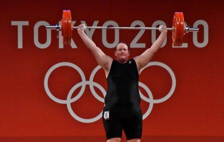 Laurel Hubbard, prima atleta transgender din istoria Jocurilor Olimpice, a fost numita sportiva anului in <span style='background:#EDF514'>NOUA ZEELANDA</span>