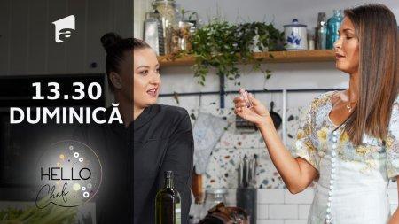 Hello Chef, sezon 2, episod 6. Reteta de chiftelute din pulpa de rata a la Chef Roxana Blenche. Ingrediente si mod de preparare
