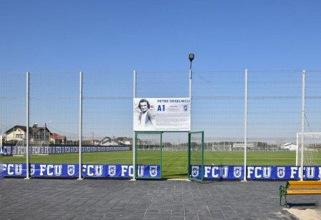 Bun venit in  Taramul Leilor » Cum arata baza de peste 12 milioane de euro a celor de la FCU Craiova