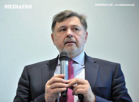 Alexandru Rafila: vom ajunge la 20.000 de cazuri pe zi in urmatoarele doua - trei saptamani