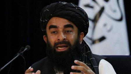 Atentat la <span style='background:#EDF514'>KABUL</span>. O explozie s-a produs la ceremonia funerara a mamei liderului taliban Zabihullah Mujahid. Sunt raportati numerosi morti si raniti