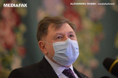 Predictie sumbra data de Alexandru Rafila: Vom ajunge la 20.000 de cazuri pe zi in urmatoarele doua - trei saptamani