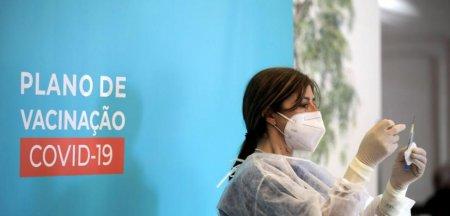Portugalia are cea mai mare rata de vaccinare din lume: 98% din populatie a fost imunizata. <span style='background:#EDF514'>RETETA</span> succesului