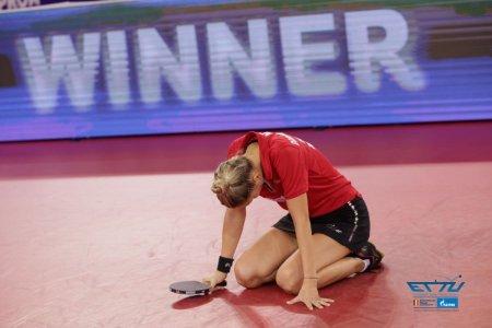 Argint pentru echipa feminina la Campionatul European de la Cluj-Napoca. Doare foarte tare ca nu am ajuns la aur
