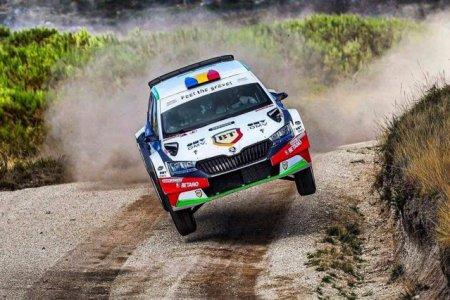 Automobilism. Simone Tempestini si Sergiu Itu, <span style='background:#EDF514'>EXTAZ</span> si agonie in Rally Serras de Fafe e Felgueiras