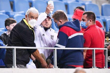 Un fan al FCU Craiova a decedat dupa stopul cardiac suferit in tribune la derby-ul cu CS Universitatea