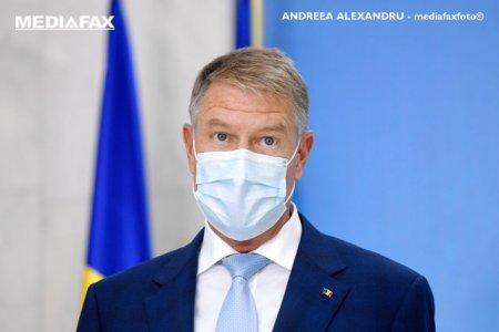 Iohannis: Pandemia de COVID-19 a fost dublata de o epidemie a dezinformarii