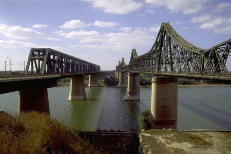 Restrictii de circulatie pe A2. Se reiau lucrarile de reabilitare a Podului de la Cernavoda