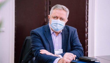 Noul director al Spitalului Judetean Sibiu: Daca marim numarul de paturi ATI pentru cazurile Covid, riscam sa fim Constanta doi