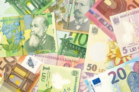Curs valutar, 4 octombrie. Leul capata puteri in raport cu euro. Date oficiale BNR