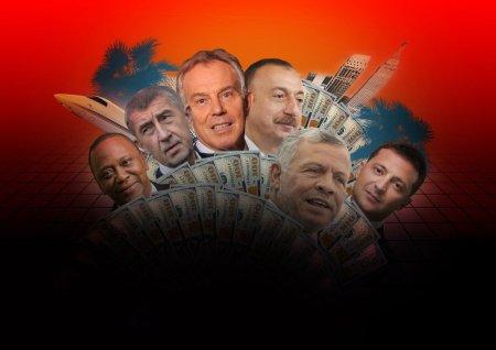 Pandora papers: Averi uriase si afaceri subterane, ascunse in paradisuri fiscale de sefi de stat, politicieni si miliardari
