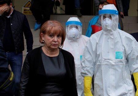 Dr. Alis Grasu: La Serviciul de Ambulanta Bucuresti-Ilfov, prioritate au urgentele de cod rosu