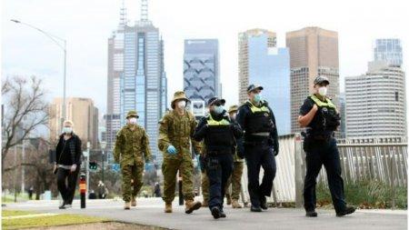 Melbourne a devenit orasul cu cel mai lung lockdown din lume